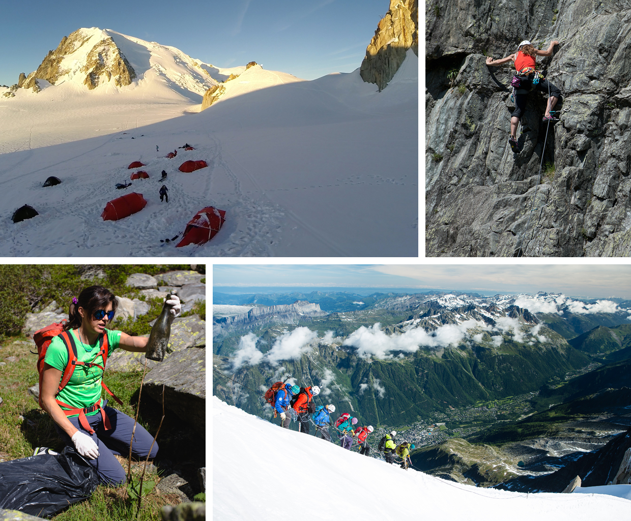 Arc'teryx Alpine Academy returns to the Alps