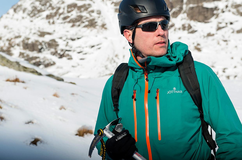 Review: Jöttnar Asmund Polartec NeoShell Jacket