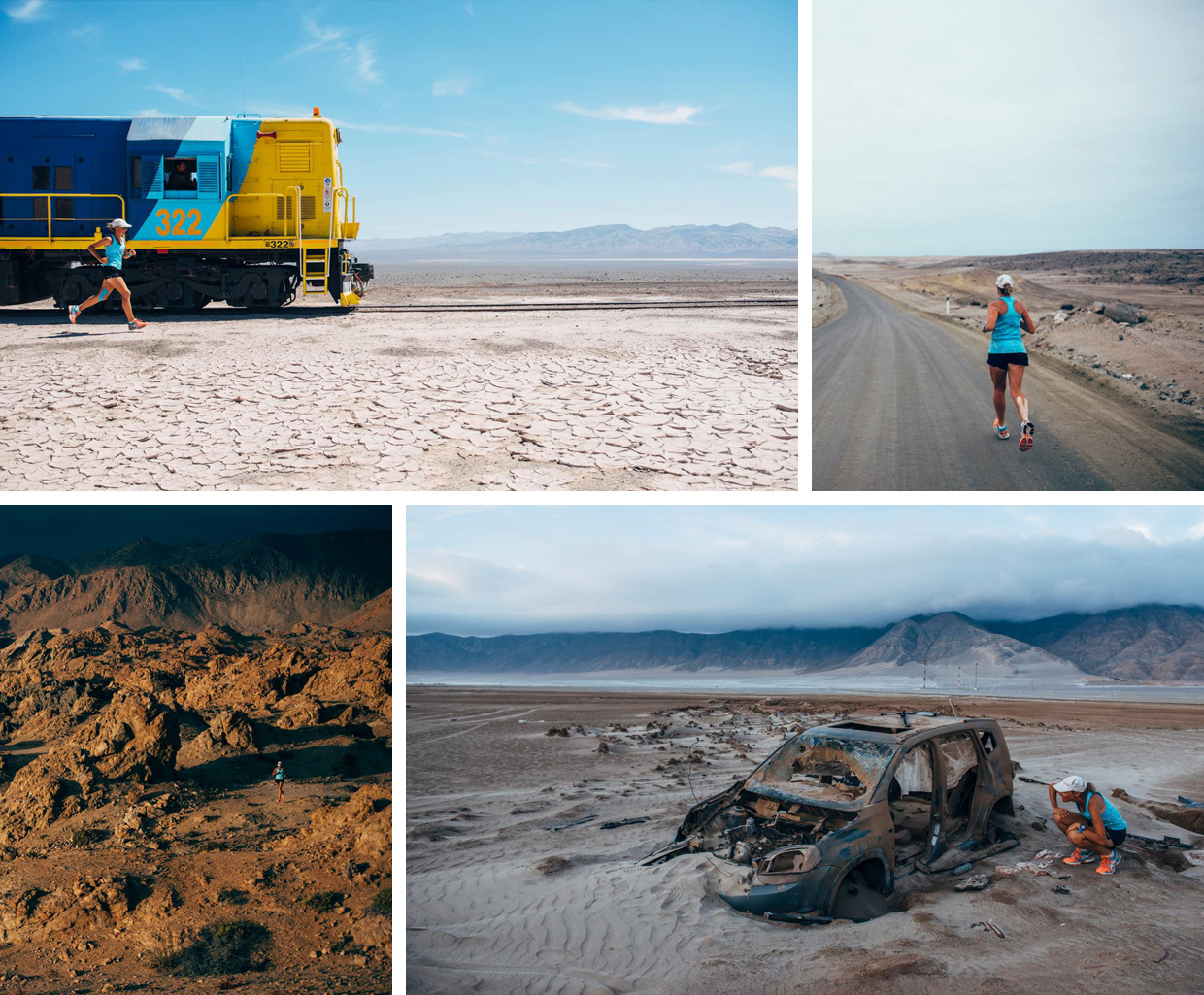 Water advocate completes 40 marathons in 7 deserts