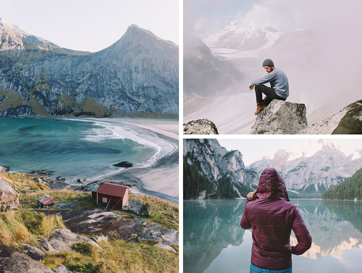 Alex Strohl: Life Off Grid