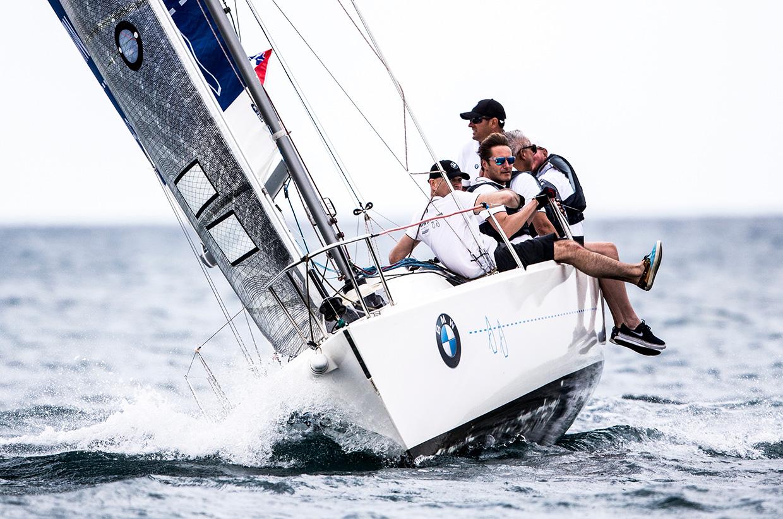BMW Sail Racing Academy