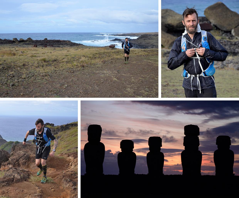 Running Easter Island