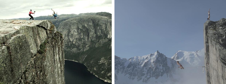 Sébastien Montaz-Rosset: Filming Mountains