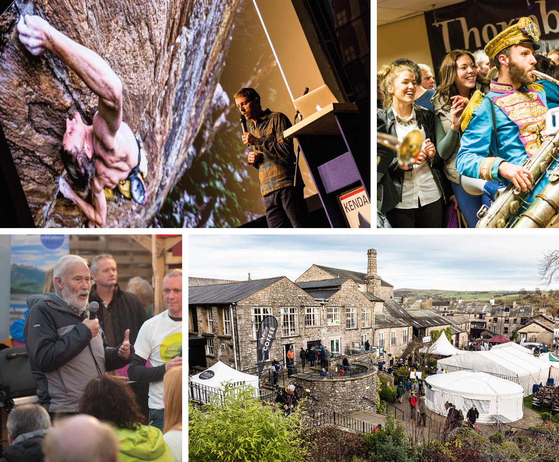 Kendal Mountain Festival returns for 2016
