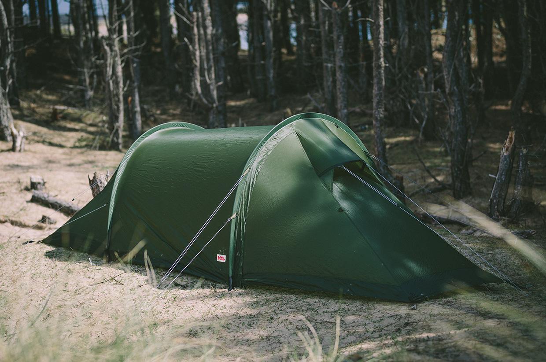 Review: Fjällräven Abisko Lite 2 Tent