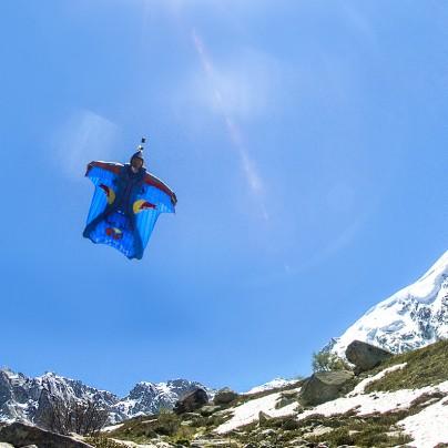 Valery Rozov: Taking the jump