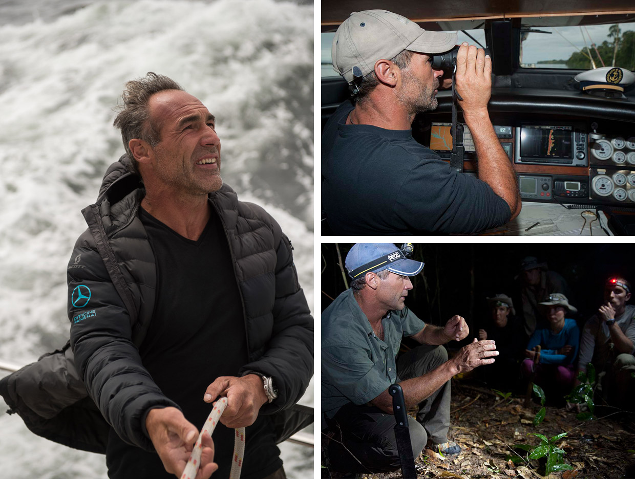 On Expedition With Mike Horn