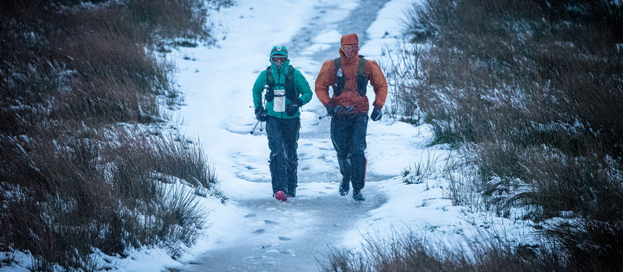 The 2017 Montane® Spine Race