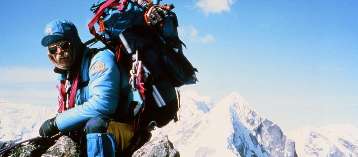 Jeff Lowe: 50 years of Lowe Alpine