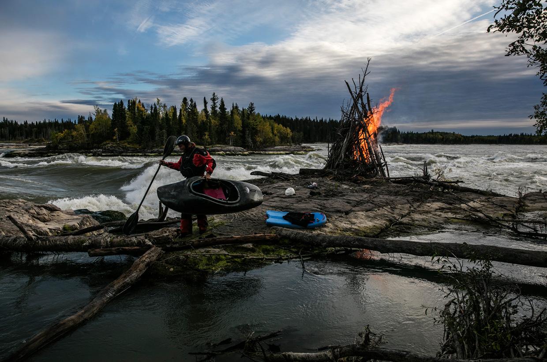 Nelson River , Manitoba.,Monday September 12, 2016.    Photo/David Jackson