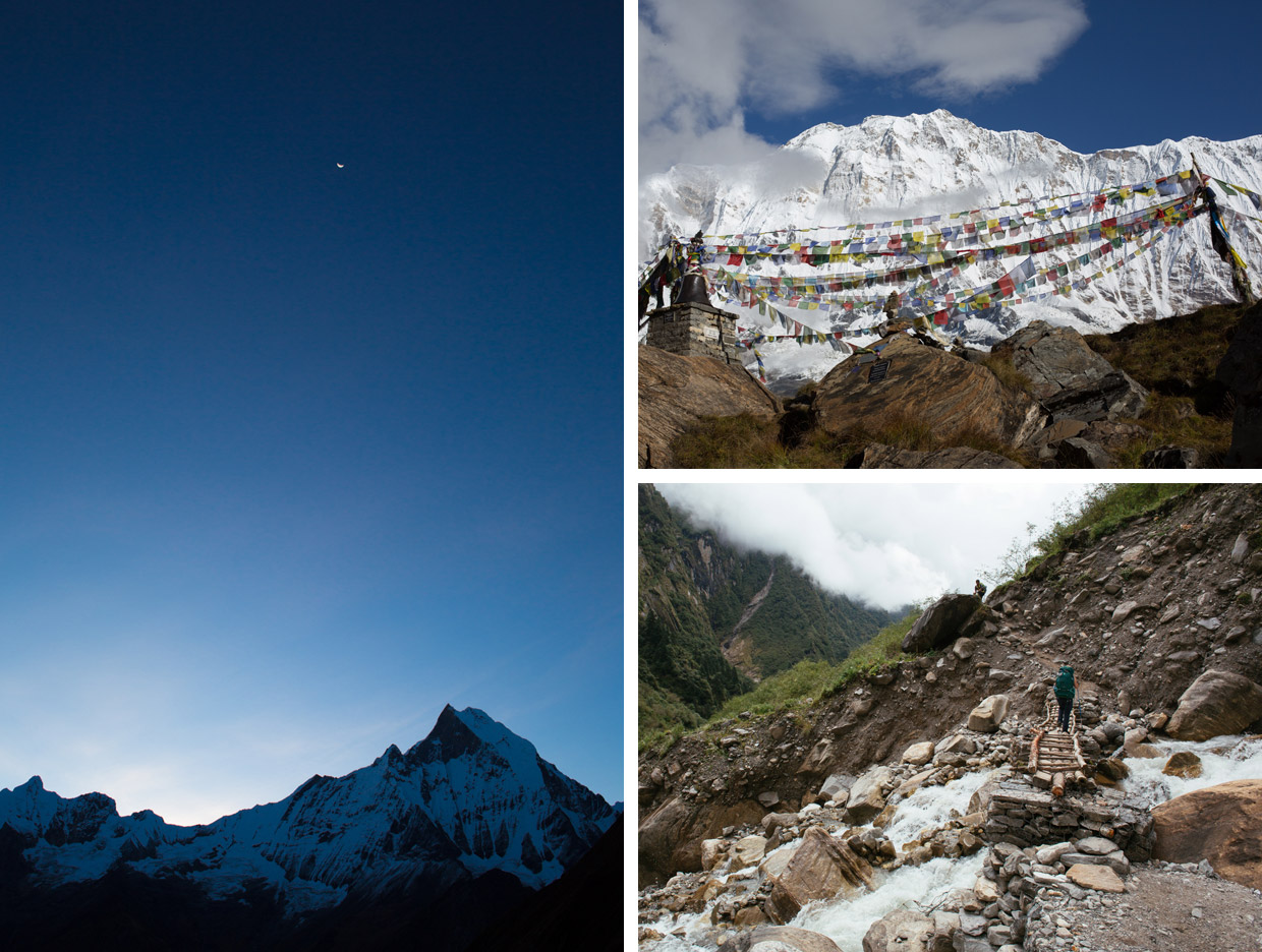 Annapurna Sanctuary Guide