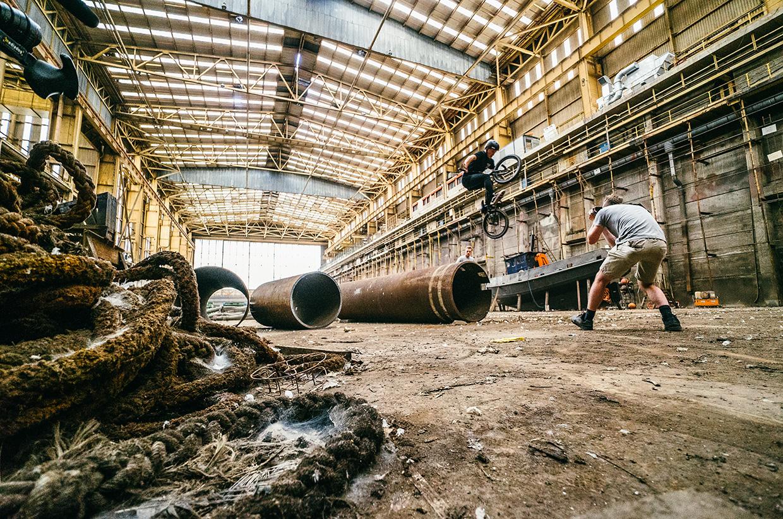 The Last Shipyard