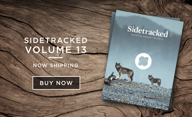 Sidetracked Latest Issue