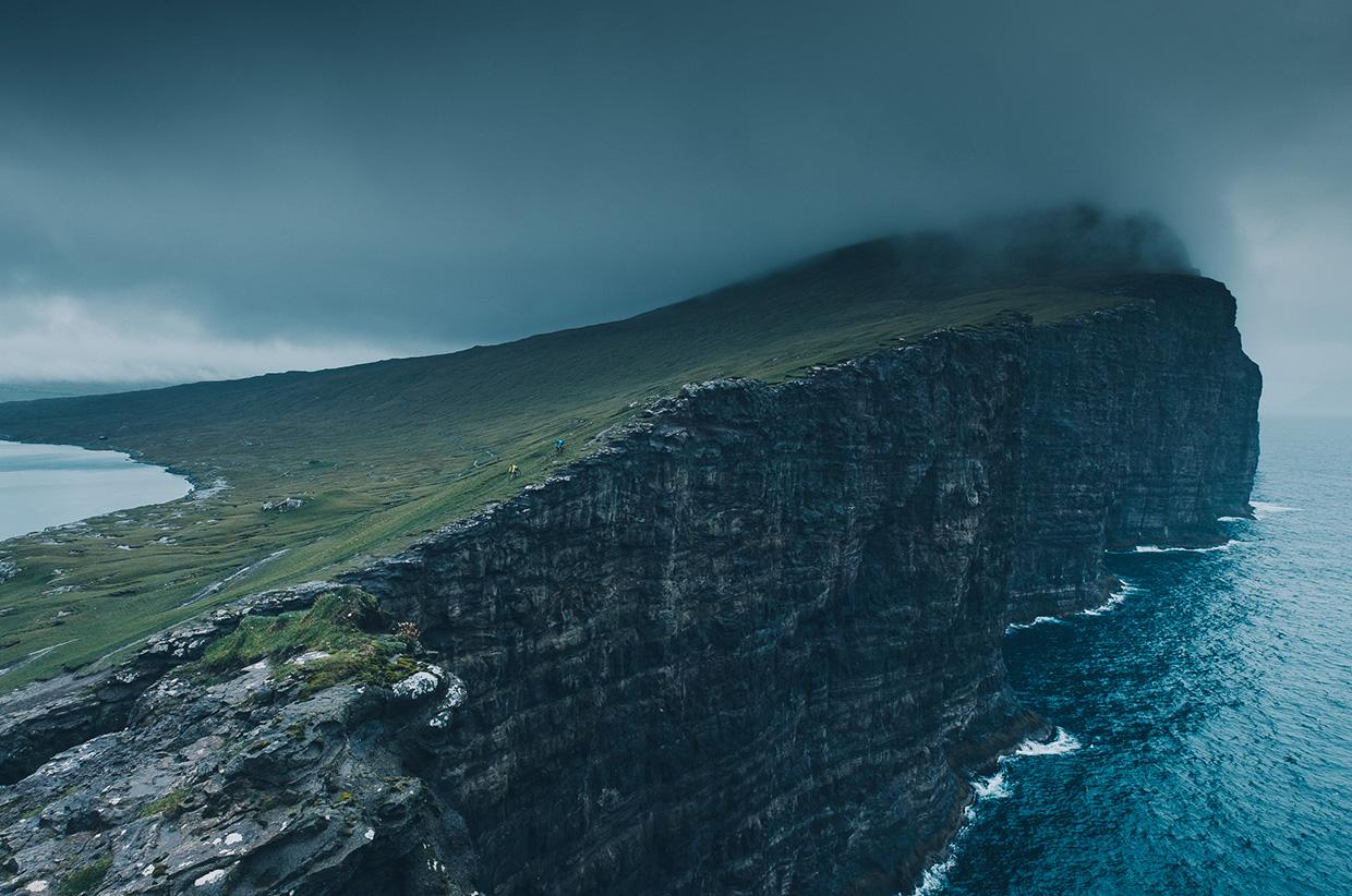 The Draw of the Faroes - Sidetracked