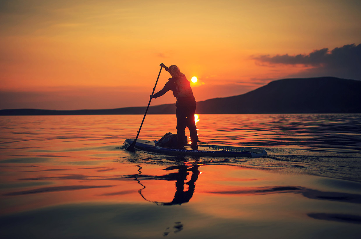 Paddle against Plastic