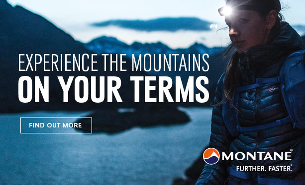 Montane Fastpacking