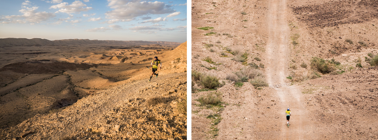 New Israel National Trail FKT