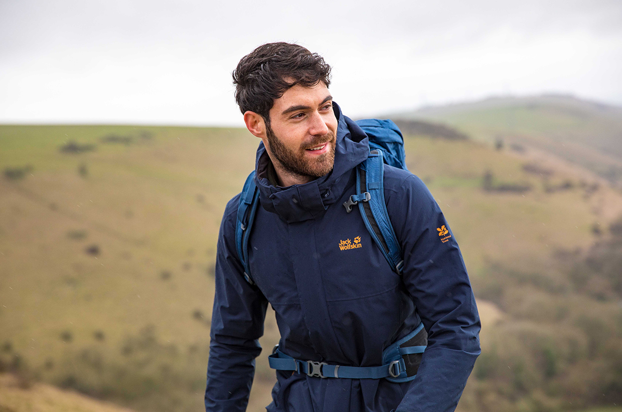 Jack Wolfskin joins forces with National Trust