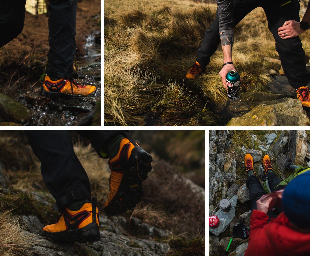Review: KEEN Venture Hiking Shoes