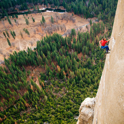 Against the Wall – Tommy Caldwell