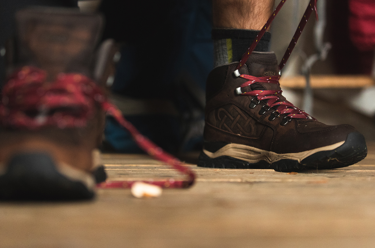 Review: KEEN Innate Hiking Boots