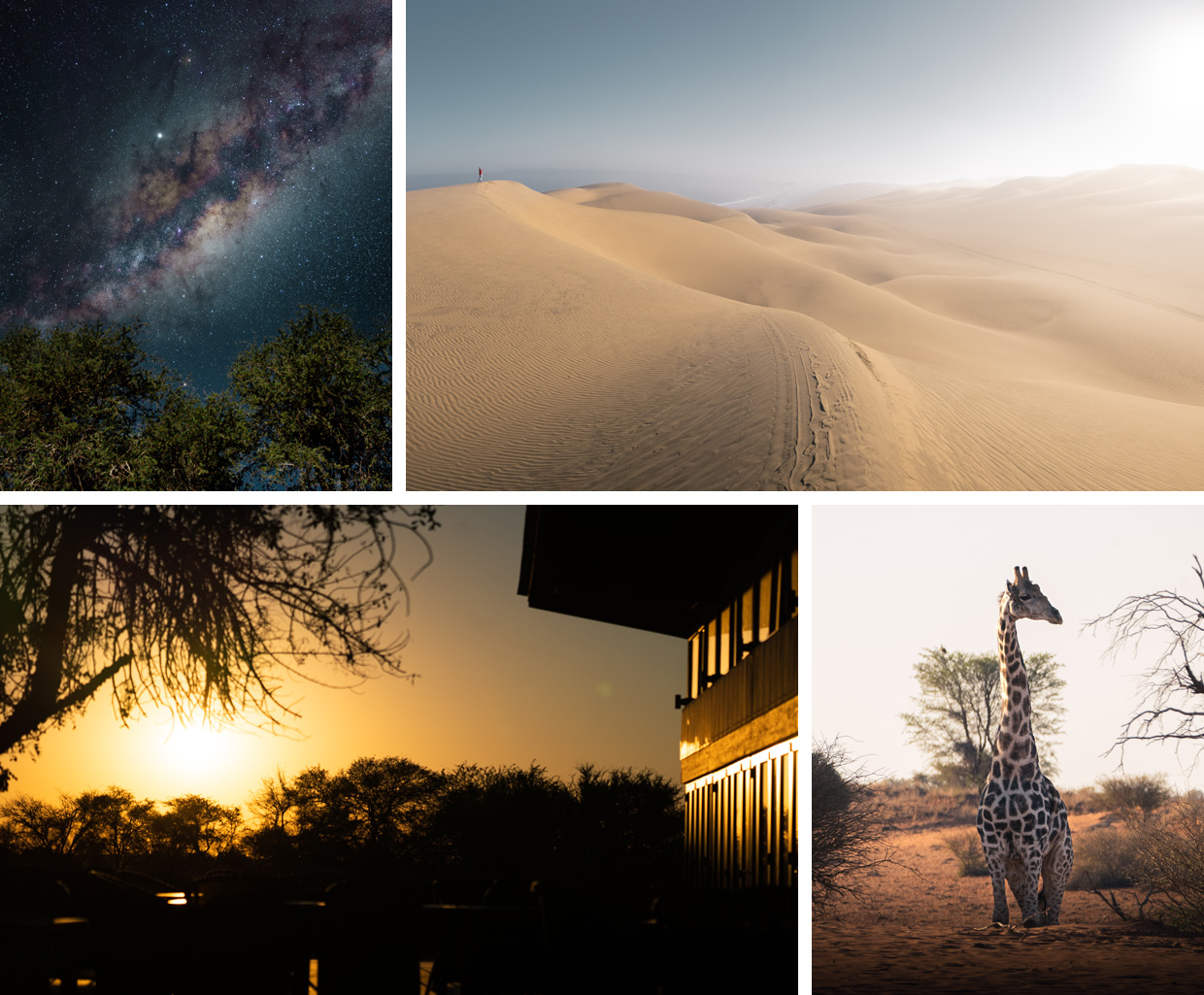 Perspectives of Namibia