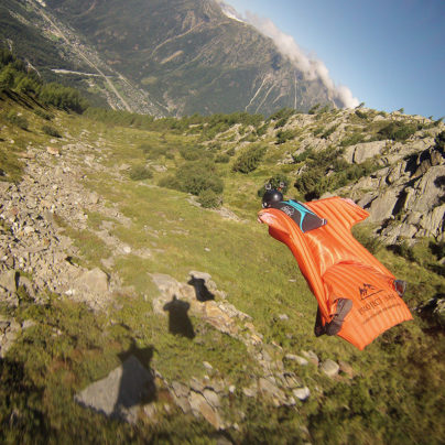 Sam Hardy –Soaring for the Shot