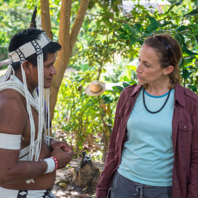Reconnecting the Human Tribe –An Interview with Céline Cousteau
