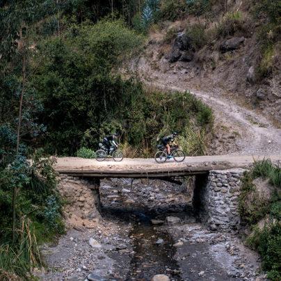 The Inca Divide –Bikingman Peru