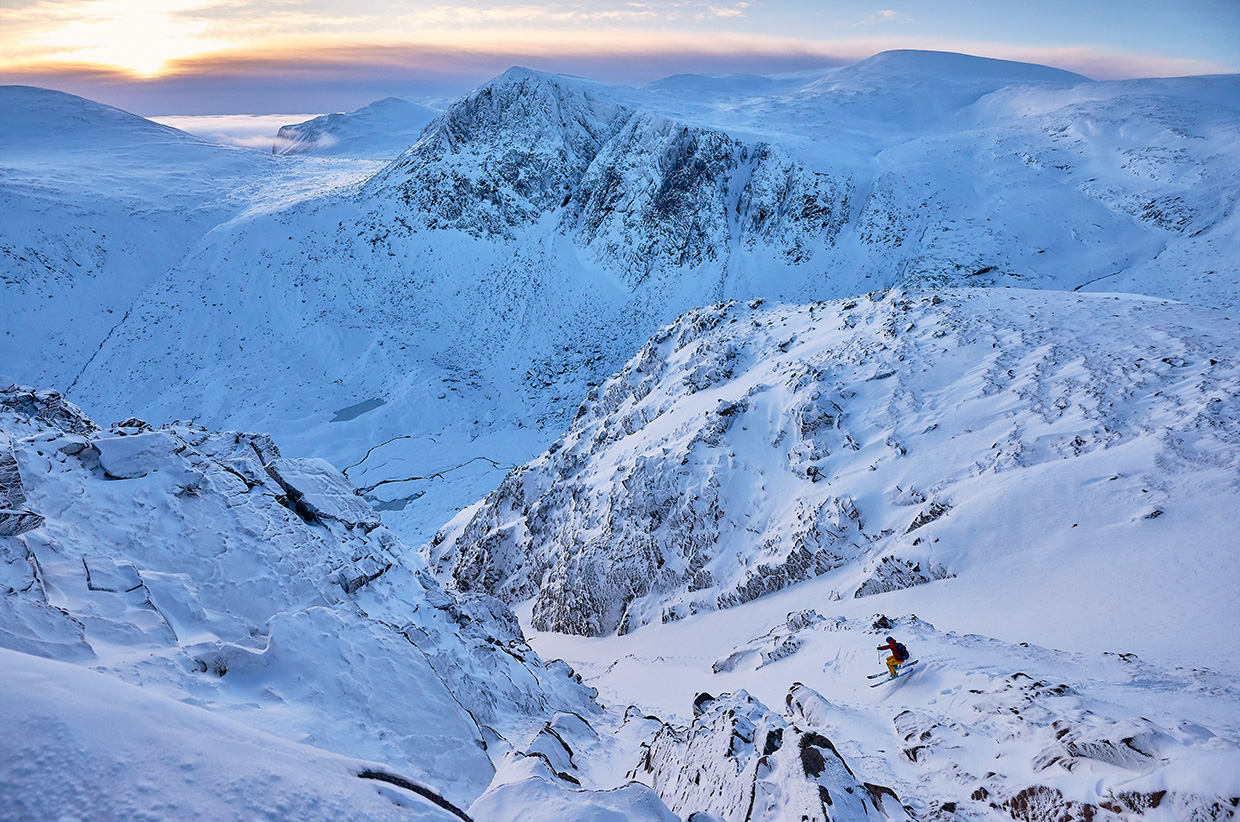 Manoeuvring through the Munros – An Interview With Hamish Frost