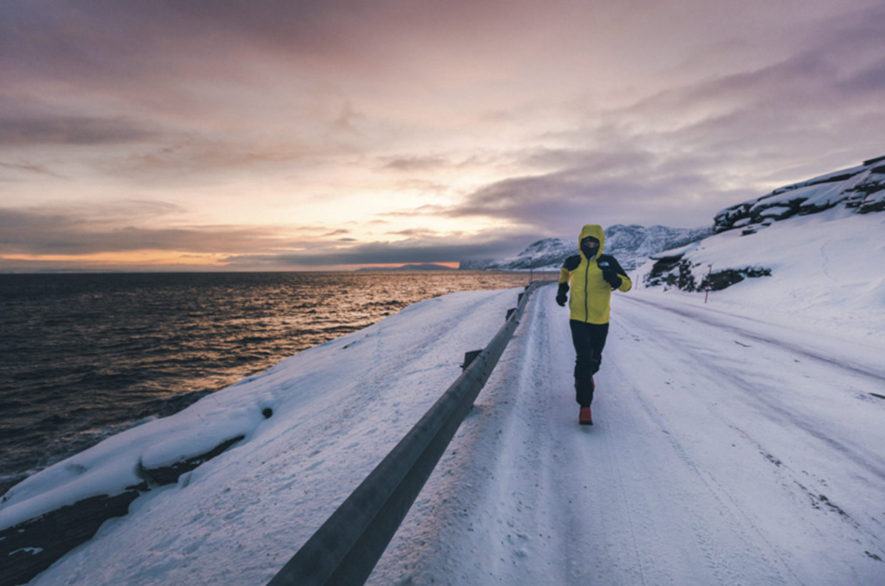 Run for the Arctic