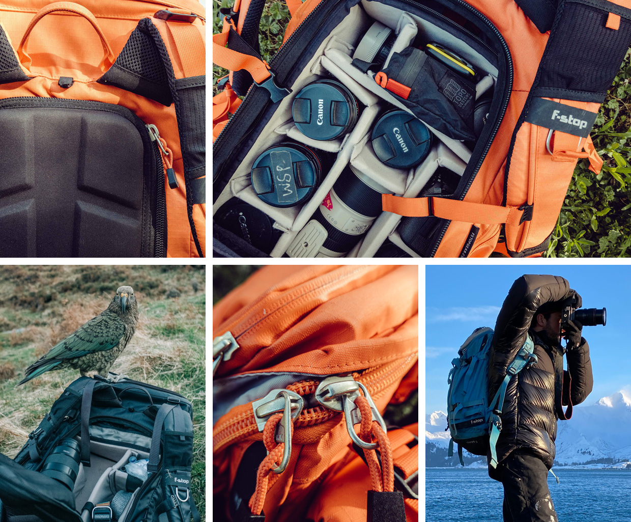 Review: f-stop Tilopa 50L Camera Pack