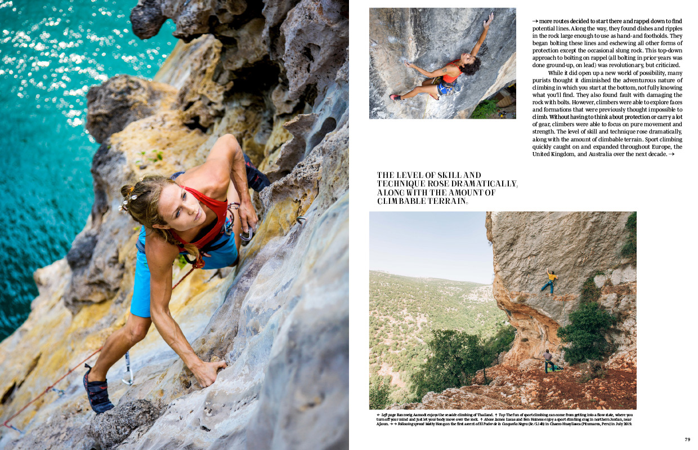 Cliffhanger – New Climbing Culture & Adventures
