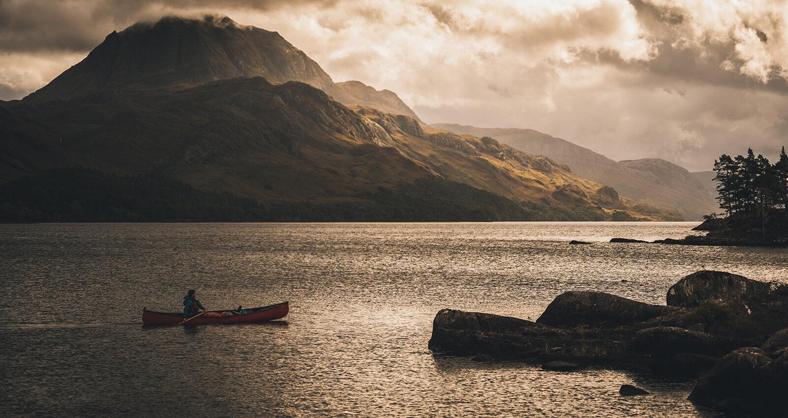 The Last Wilderness of Scotland