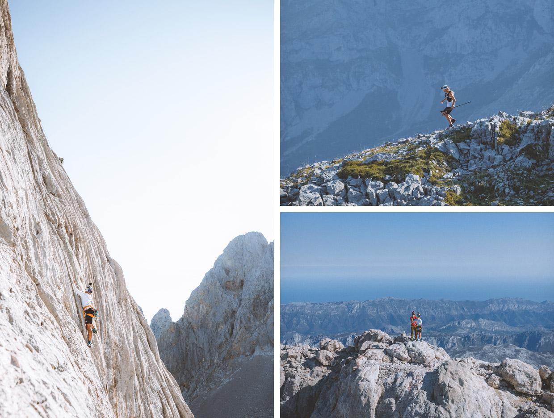 FKT on the Gran Paradiso and Matterhorn