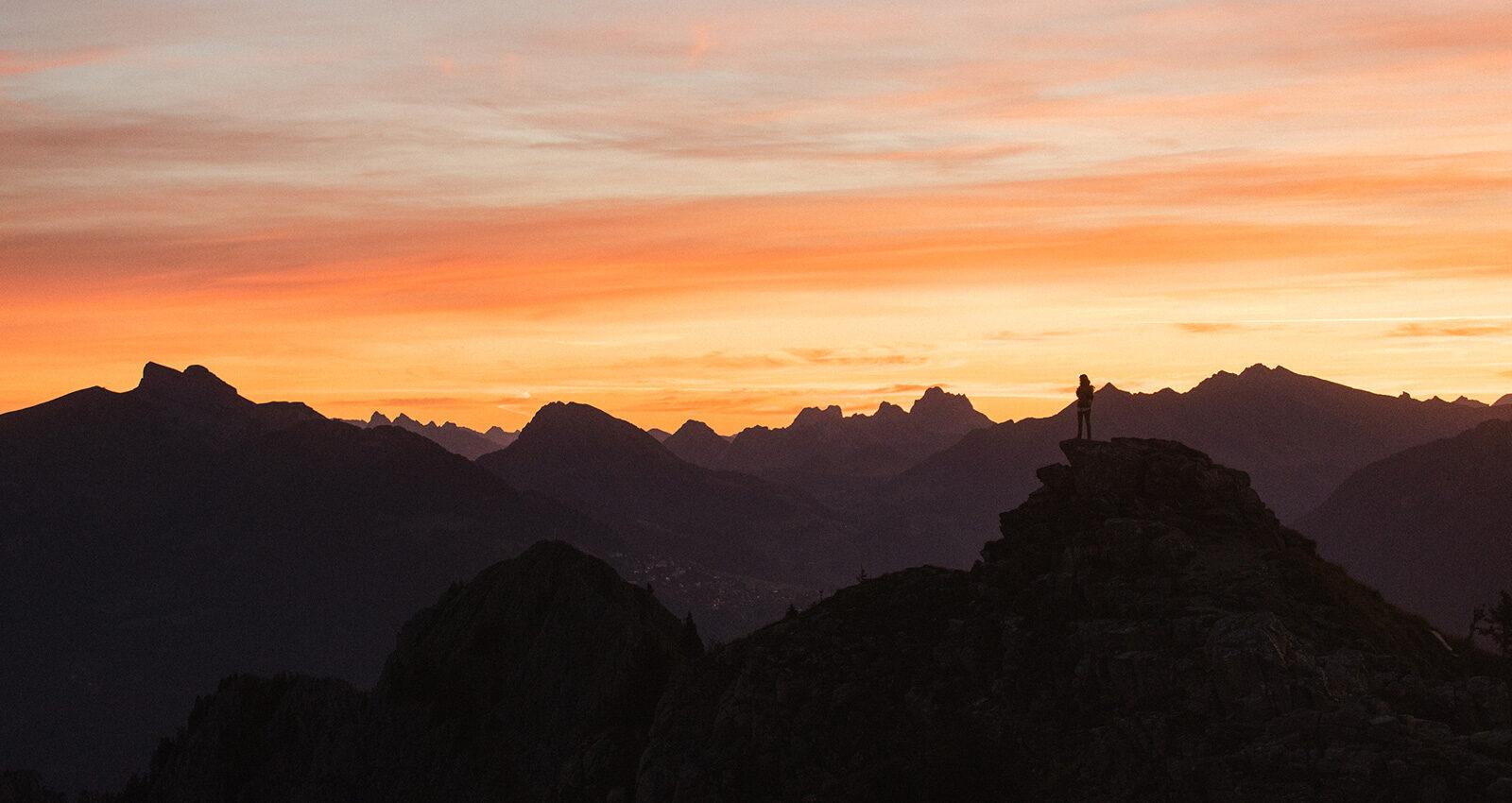 Valais: Four Days, Four Seasons