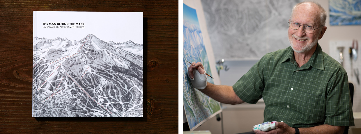 James Niehues–The Man Behind the Maps