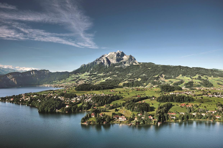 Destination Guide: Lucerne