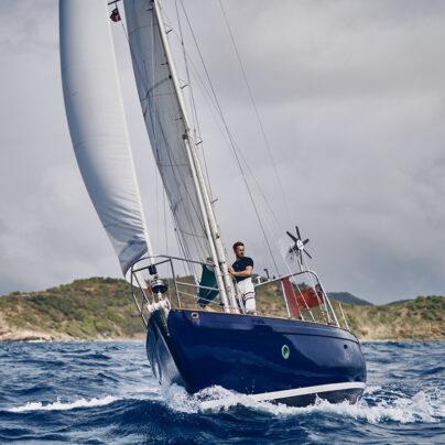 Onboard the Oaken Yarn with James Aiken